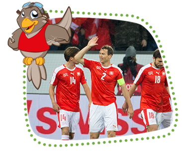 new arrival 64492 5030e Football National Team   SWISS Kids – adventures, games ...